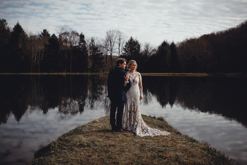 Requiem Images - Luxury Boho Winter Mountain Intimate Wedding - Seven Springs - Laurel Highlands - Blake Holly -597.jpg