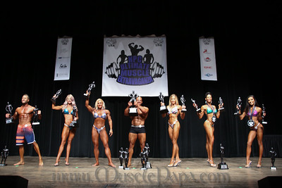 2018 Ultimate Muscle Extravaganza