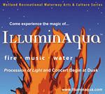 Illuminaqua Floating Stage