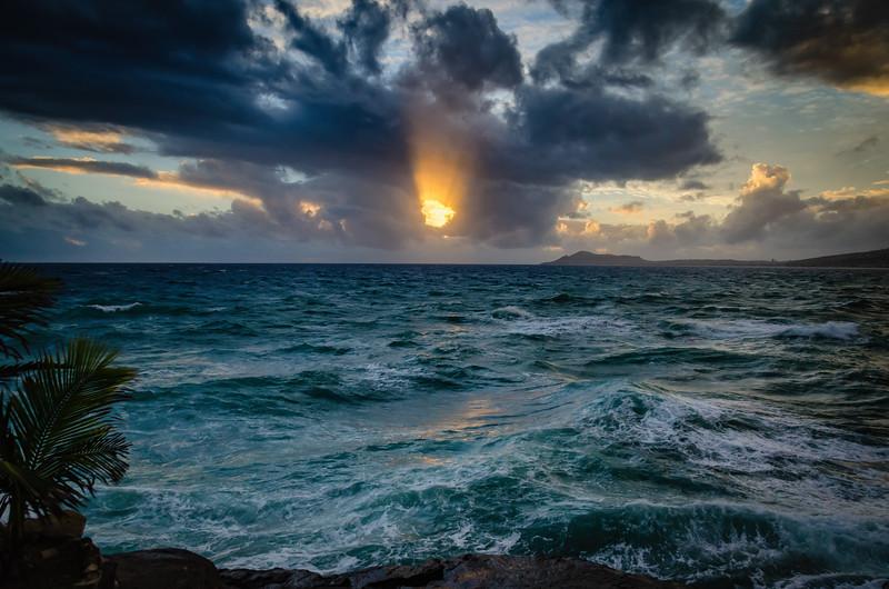 Hawaii sunset ocean 3 021315-1.jpg