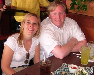 Pitt Wedding 2005