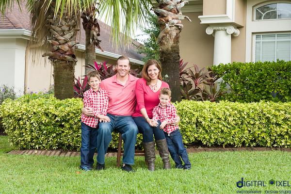 Bates Family Christmas 2016