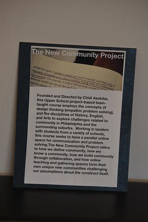 New Community Project Share Night