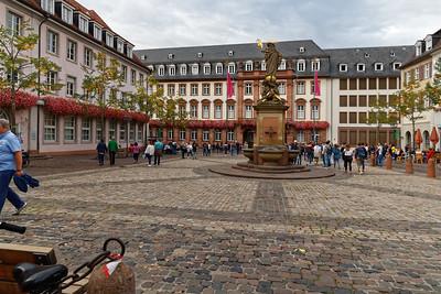 6-7 octobre - Tourisme à Heidelberg