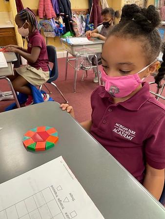 First Grade 2D & 3D Shapes