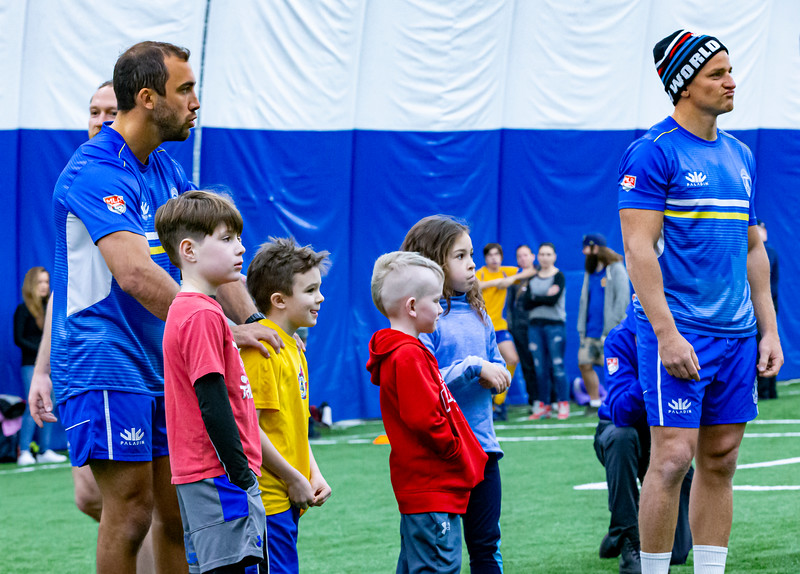 2020 Toronto Arrows Community Day