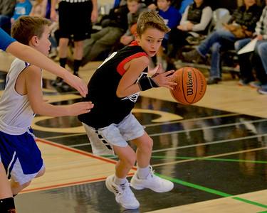 Outlaw 5th Grade Girls & Boys Basketball @ Central Oregon Shootout 1-19-2019