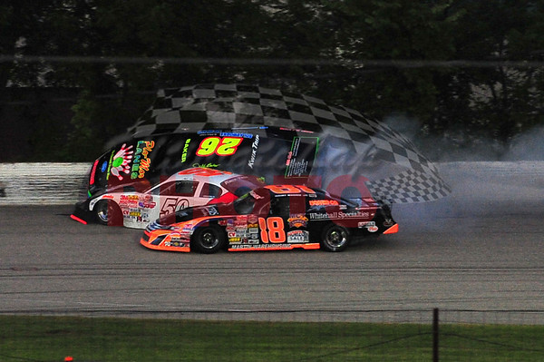 LaCrosse Speedway Races, August 13th, 2011