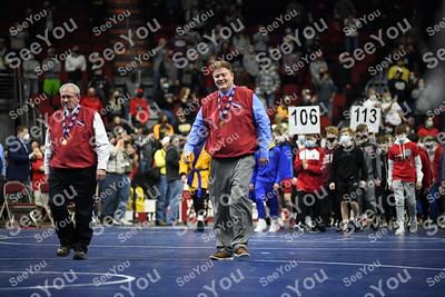 2A and 3A State Wrestling: Championship