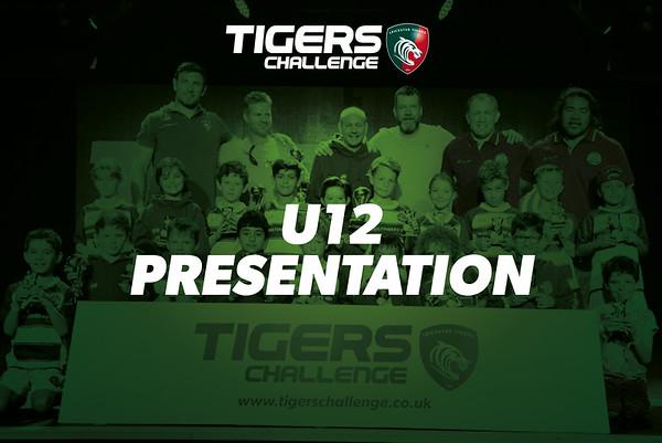 U12 PRESENTATION