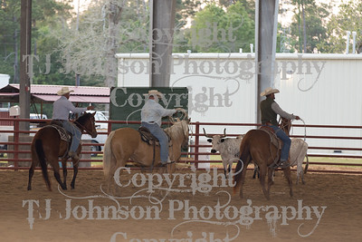2017 Ranch Rodeo Wild Cow Milking