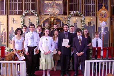 Community Life - Chrysostom Festival - April 22, 2007
