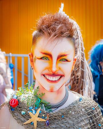 2019 Mermaid Parade