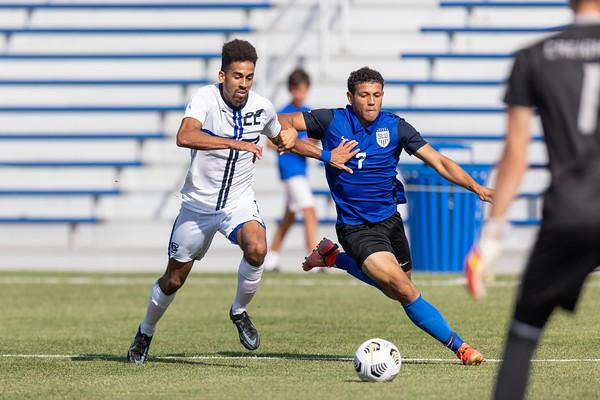 Men's Soccer: SLU vs Creighton