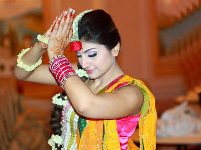 Sana's Wedding .... Mehandi