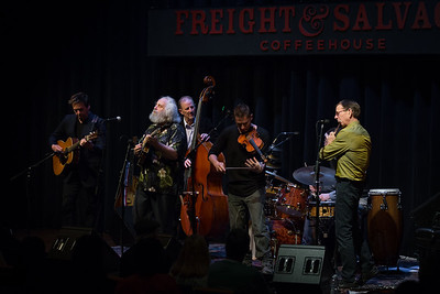 David Grisman Sextet  live at the Freight March 26.2016