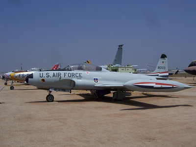 T-33A March Air Museum