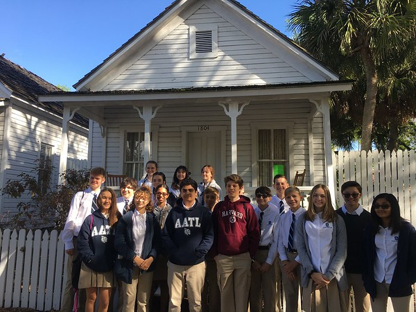 8th Grade Spanish Field Trip to Ybor City