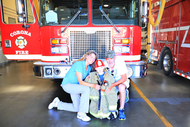 Carter and Grandparents at Fire Station EO9I6971.jpg