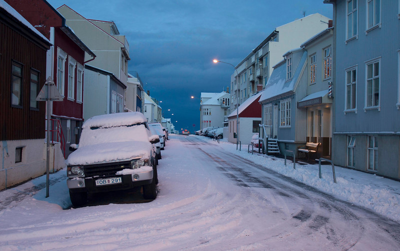 Reykjavík 2012-13
