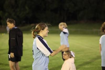 WESS teachers touch footy grand final