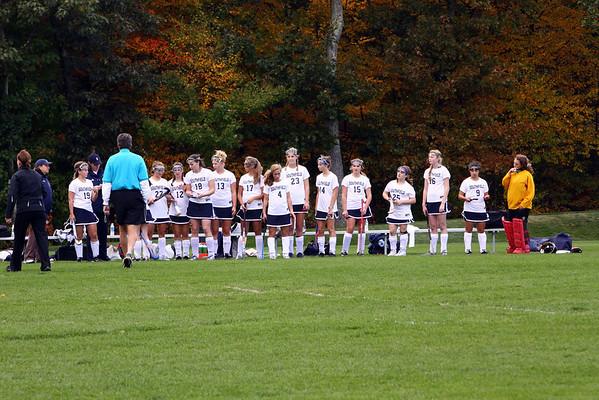 Southfield vs. Worcester Academy Oct 10, 2009