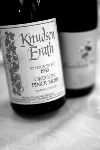 THIS IS A PINOT WE BROUGHT...IT WAS PAST IT'S TIME UNFORTUNATELY BUT WORTH THE RISK OPENING IT