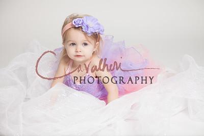 Baby Ballerina January 2017