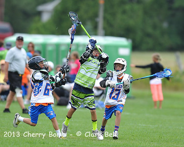 2013 Cherry Bomb Lacrosse Tournament