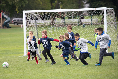 Soccer - October 5, 2019