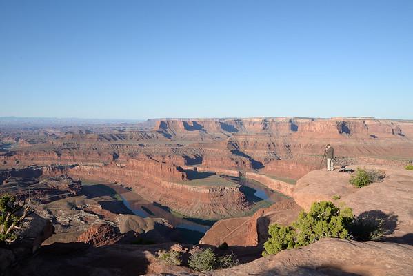 Hiking around Moab