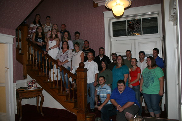 HHS Class of 2000 - 15 Year Reunion