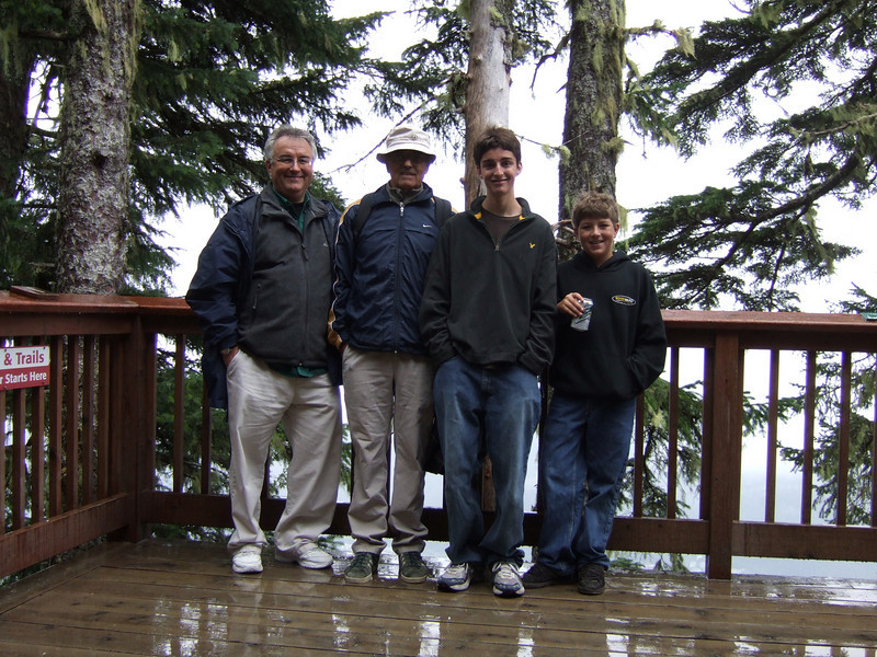 Laportes on Mt. Roberts