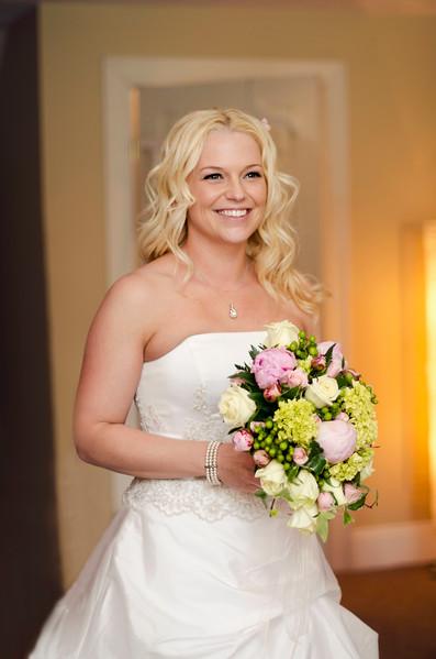Joslyn Wedding - Prep