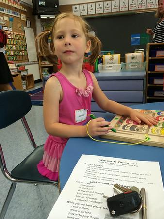 2014 09 02 First Day of Kindergarten
