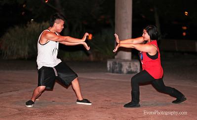 Dance Fun at Kirkland Marina Park 9-3-2013