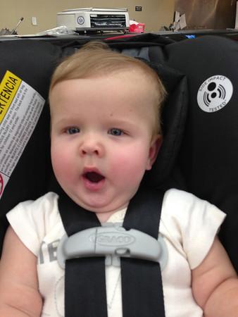 Nora 9-12 Months