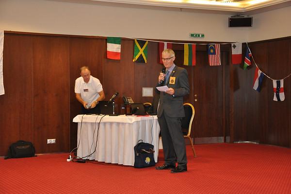 Seminar Bratislava Day 1