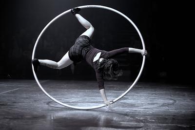 Cyr Wheel - Roue Cyr