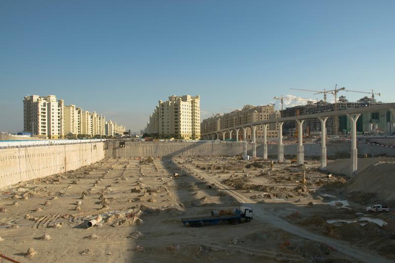 Palms Construction - Dubai, UAE