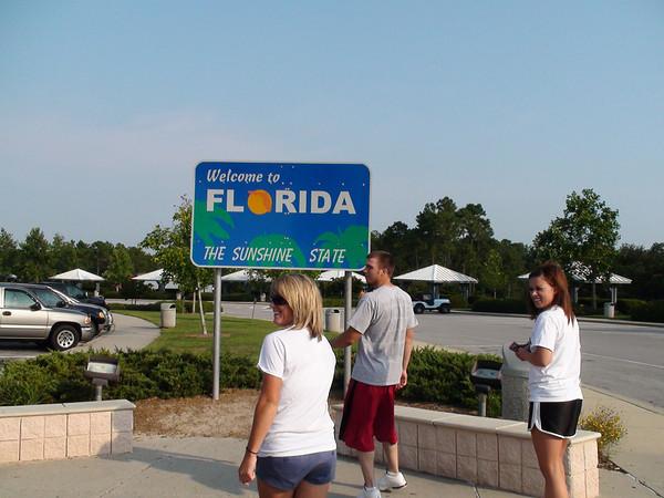 Summer 2009 Florida Vacation
