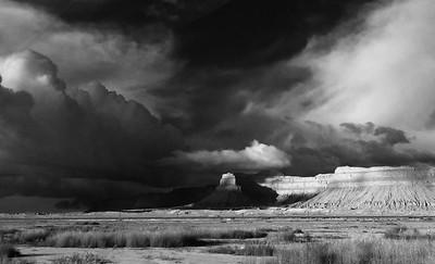 Book Cliffs Route 6, Utah USA
