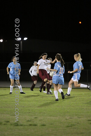 Soccer - Boone @ Wekiva - 08 JV