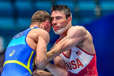 GR 60kg: Ildar Hafizov, WCAP