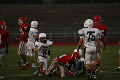 Wash vs. Jeff football 2013