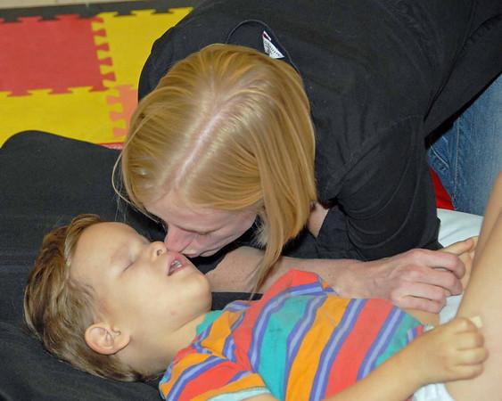 Easter Seals  --  Child Development Classes