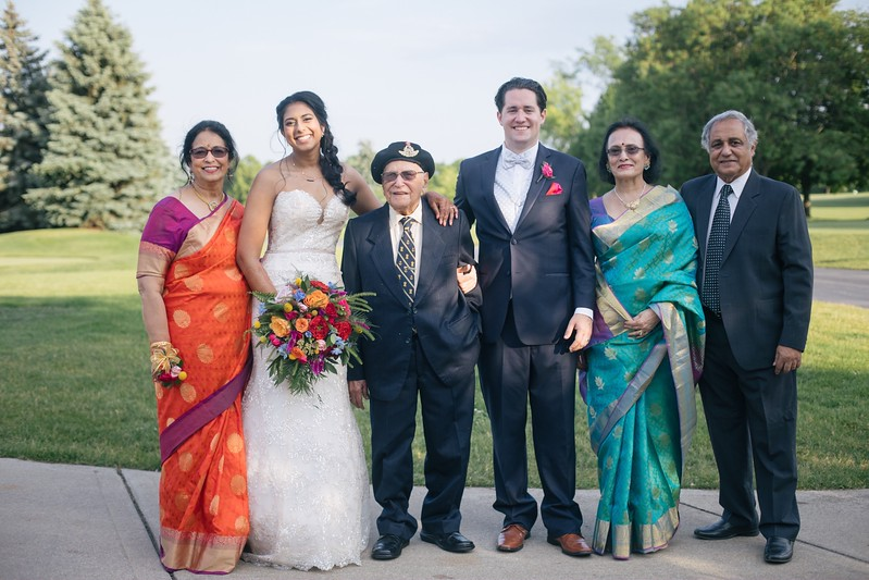 LeCapeWeddings Chicago Photographer - Renu and Ryan - Hilton Oakbrook Hills Indian Wedding -  877.jpg