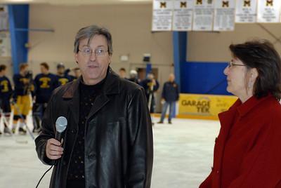 Rod Bower Memorial Game Dec. 28, 2007