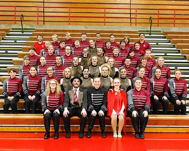 Danville Band Group and Individual Photos 2016
