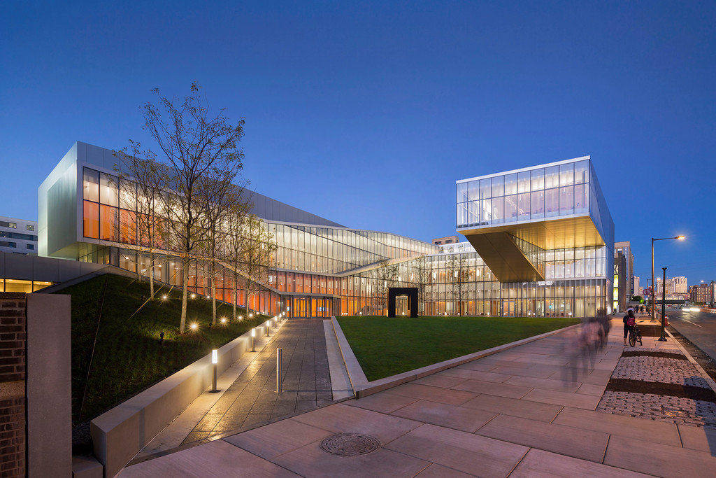 . UPENN, Singh Center for Nanotechnology, Location: Philadelphia PA, Architect: Weiss/Manfredi Architects